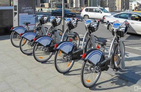 אופניים מוסקווה
