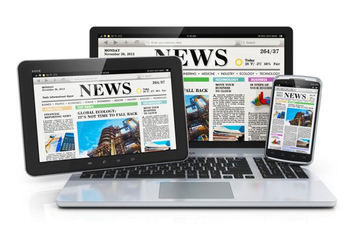 עיתונות מקוונת