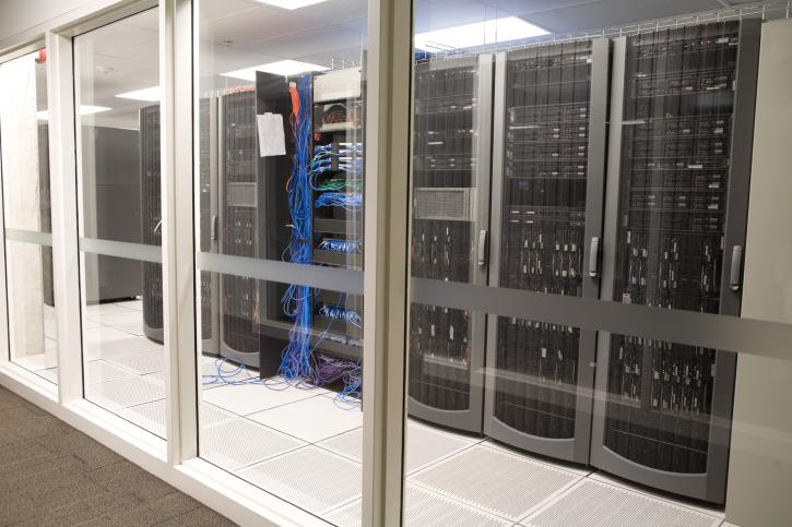 מרכז מחשבים