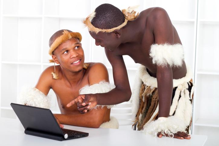 מחשבים באפריקה