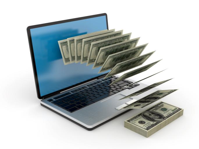 כסף מהמחשב