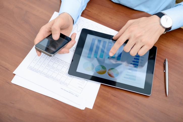 טאבלט וסמארטפון לעסקים