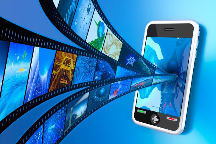 טלוויזיה בסמארטפון