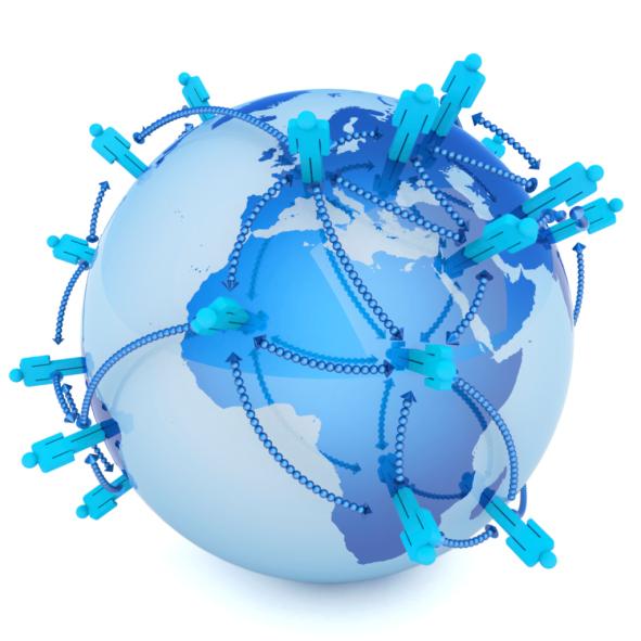 רשת חברתית עולמית