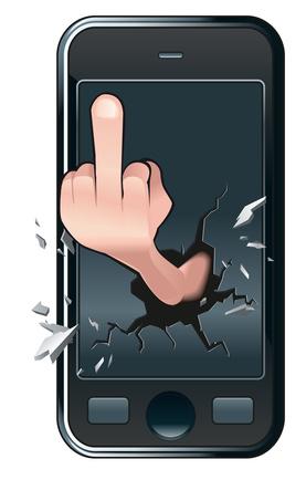 אלימות ברשת