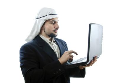 אינטרנט ארצות ערב