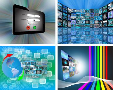 טלוויזיה על כל מסך