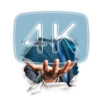 4K טלוויזיות