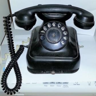 טלפון ישן
