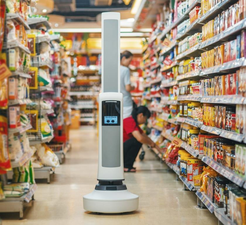 רובוט Tally