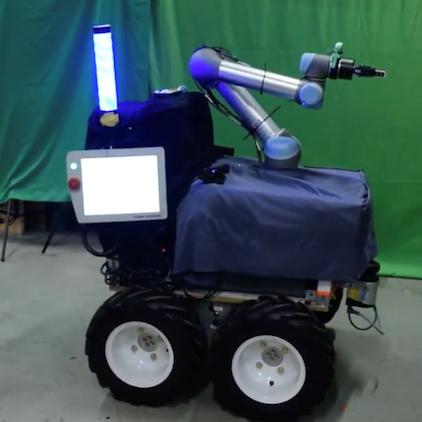 קורונה רובוט