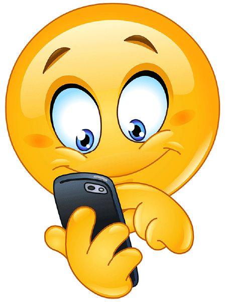 emoji סמארטפון