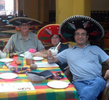 ליצנים במקסיקו