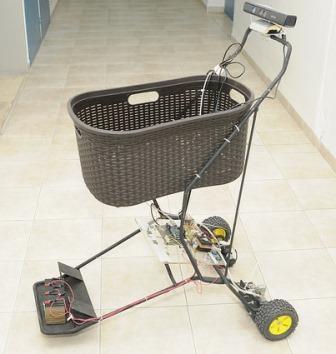 עגלה רובוטית