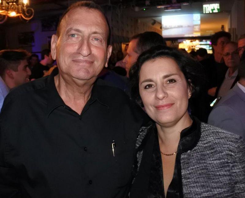 רון חולדאי ואריאלה סוויד