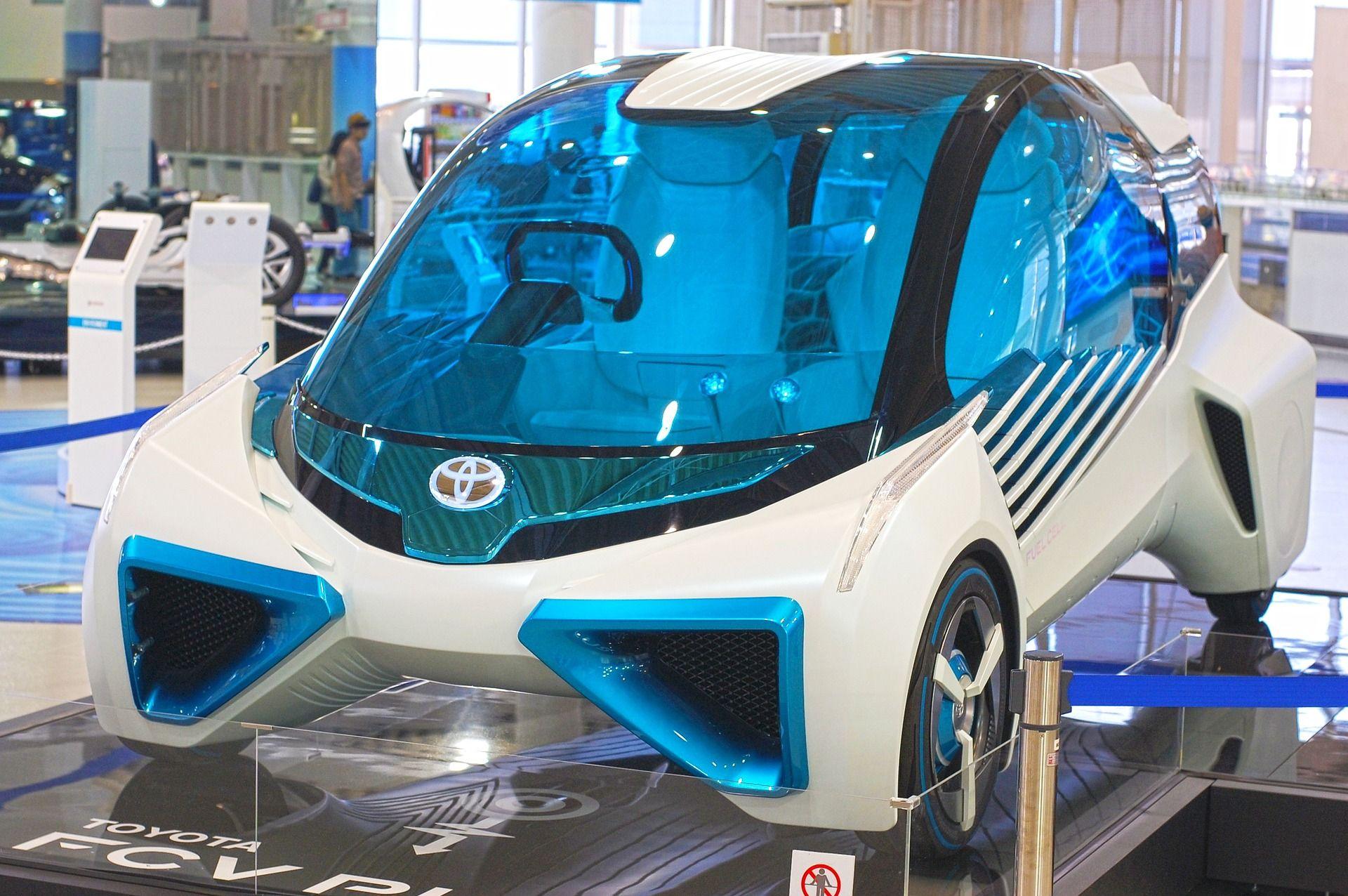 מכונית העתיד של ווינד ריבר