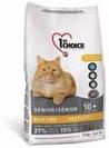 """פירסט ציויס חתול מזון יבש סניור 2.72 ק""""ג"""