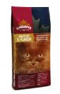 """Chicopee גורמה מזון יבש  לחתולים - 3 טעמים במשקל 15 ק""""ג"""