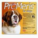 """אמפולות פרומריס לכלבים במשקל 40-50 ק""""ג להדברת פרעושים וקרציות"""