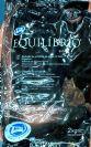 "EQUILIBRIO7896588928033 מזון יבש לחתולים עוף וסלמון במשקל 2 ק""ג"