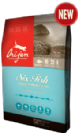 64992060138 מזון יבש לכלבים מכל הגזעים בטעם דגים 13 ק''ג Orijen