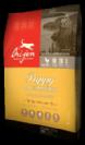 64992010683 מזון יבש לכלבים גורים מגזע בנוני בטעם עוף והודו 6.8 ק''ג Orijen