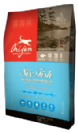 64992060688 מזון יבש לכלבים מכל הגזעים בטעם מיקס דגים 6.8 ק''ג Orijen