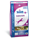 """4015598000888 Bosch מזון יבש לכלבים סניור בטעם עוף ואורז 12.5 ק""""ג"""
