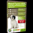 הדברה טבעית אמפו - ריפול קולר לכלב בינוני