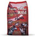 "07419867229 Taste of the wild מזון יבש לכלבים חזיר בר במשקל 13 ק""ג"