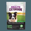 """Health Extension Original Dog Food מזון יבש אולטרה פרמיום לכלב במשקל 13.6 ק""""ג לכל סוגי הכלבים"""