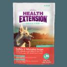 "Health Extension Grain Free Salmon, Herring & Chickpea Dog Food מזון יבש אולטרה פרמיום לכלב במשקל 10 ק""ג לכל סוגי הכלבים"
