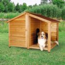 TRIXIE NATURA DOG KENNEL WITH TERRACE -M/L