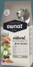 "OWNAT מזון יבש לכלבים לייט במשקל 4ק""ג"