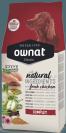 "OWNAT מזון יבש לכלבים קומפליט במשקל 4 ק""ג"