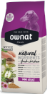 "OWNAT מזון יבש לכלבים מיני אדולט במשקל 4 ק""ג"