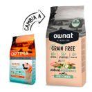 """Ownat מזון יבש לכלבים עוף Grain Free במשקל 3 ק""""ג"""