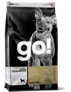 """815260001434 Go - מזון יבש לכלב ללא דגנים - ברווז - במשקל 11 ק""""ג"""