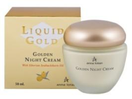 קרם לילה זהוב Golden Night Cream