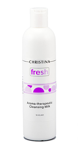 Aroma-therapeutic Cleansing Milk for dry skin