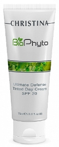 Ultimate Defense Tinted Day Cream SPF 20