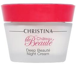 C.de Beaute Deep Beaute Night Cream