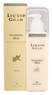 תחליף ניקוי זהוב Cleansing Milk