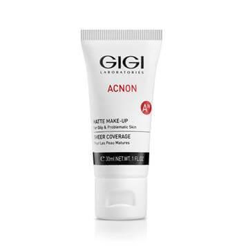Acnon matte makeup gigi