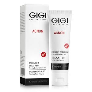 Acnon over night treatment gigi