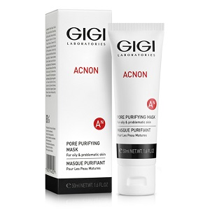 Acnon pore purifying mask gigi