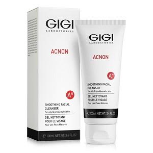 Acnon smoothing facial cleanser gigi
