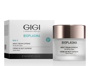 Bioplasma Night Cream Supreme Gigi