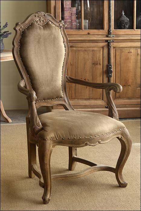 כסא עץ טיק WILD