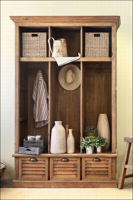 שידת כניסה - hang cabinet